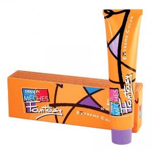 Dikson Meches Fantasy Direct Color Cream for Bleached Highlights Fucsia Неперманентный краситель Цвет: Фуксия