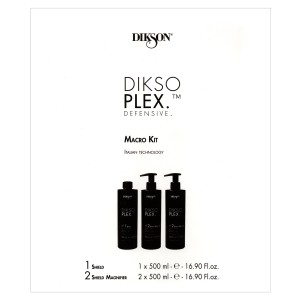Dikson Diksoplex Defensive Macro Kit Набор для салонов