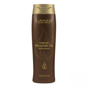 Lanza Keratin Healing Oil Shampoo Кератиновый шампунь