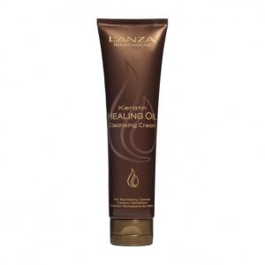 Lanza Keratin Healing Oil Cleansing Cream Крем для очищения волос и кожи головы