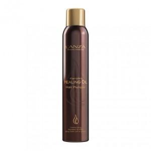 Lanza Keratin Healing Oil Hair Plumper Текстурирующий спрей для волос для создания объемных причесок
