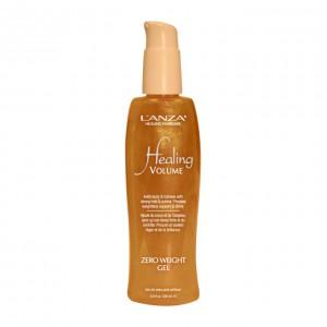 Lanza Healing Volume Zero Weight Gel Быстросохнущий моделирующий гель для волос