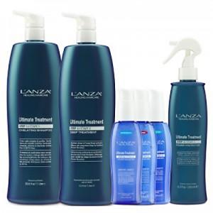 Lanza Ultimate Treatment Collection Система глубокой реконструкции волос