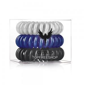 Hair Bobbles HH Simonsen Резинка-браслет для волос Набор: Winter mix 3 шт