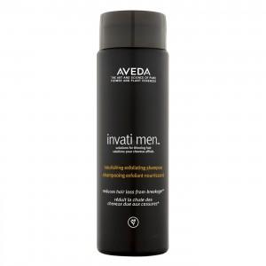 Aveda Invati Men Nourishing Exfoliating Shampoo Питательный отшелушивающий шампунь для кожи головы для мужчин