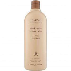 Aveda Pure Plant Black Malva Shampoo Тонирующий шампунь для темных и черных волос