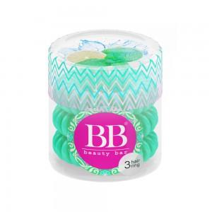 Beauty Bar Hair Rings Резинка-браслет для волос Цвет: Салатовый