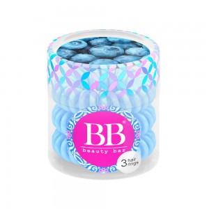 Beauty Bar Hair Rings Резинка-браслет для волос Цвет: Светло-Голубой