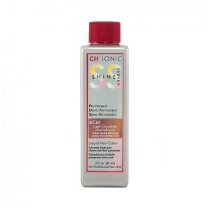 CHI Ionic Color Shine Shades Liquid Hair Color 6CM Light Chocolate Краска для волос Цвет: Светло-Шоколадный