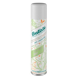 Batiste Fragrance Bare With a Clean & Light Fragrance Dry Shampoo Сухой шампунь c чистым и легким ароматом