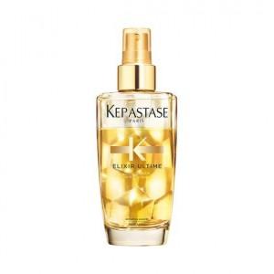Kerastase Elixir Ultime Volumising Oil Mist For Fine Hair Многофункциональное масло для объема для тонких волос