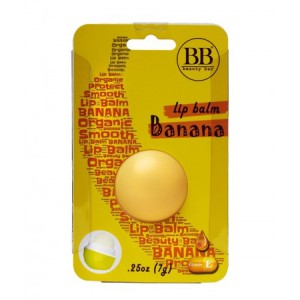 Beauty Bar Lip Balm Banana Бальзам для губ Банан