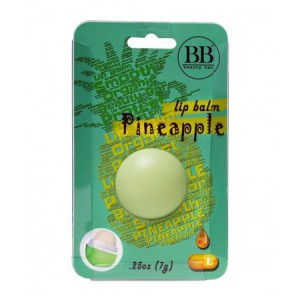 Beauty Bar Lip Balm Pineapple Бальзам для губ Ананас