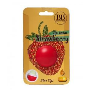 Beauty Bar Lip Balm Strawberry Бальзам для губ Клубника