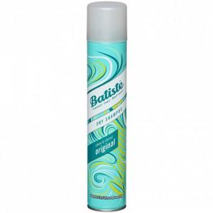 Batiste Fragrance Original Dry Shampoo Сухой шампунь с классическим ароматом свежести