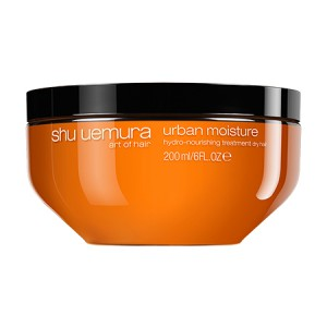 Shu Uemura Art of Hair Urban Moisture Hydro-Nourishing Deep Treatment Masque Питательная увлажняющая маска