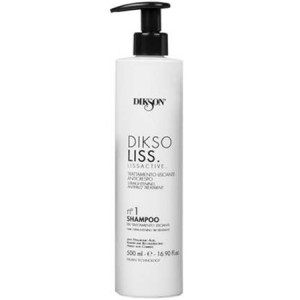 Dikson Diksoliss Lissactive Straightening Pre-Treatment Shampoo №1 Разглаживающий шампунь №1