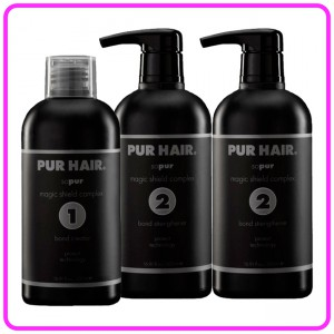 PUR HAIR SOPUR Base Plus Set Набор для домашнего использования