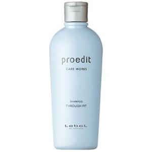 Lebel Proedit Care Works Shampoo Through Fit Питательный шампунь для жестких и непослушных волос