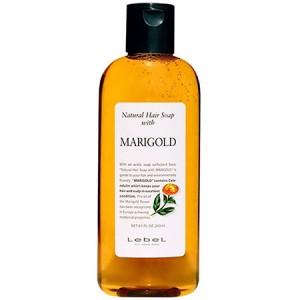Lebel Natural Hair Soap With Marigold Шампунь для жирной кожи головы с экстрактом календулы