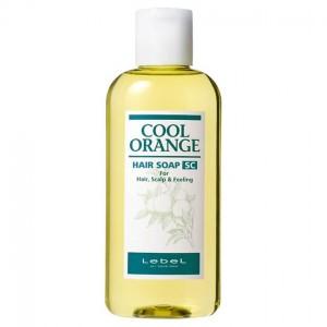 Lebel Cool Orange Hair Soap SC Шампунь для чувствительной кожи головы и волос