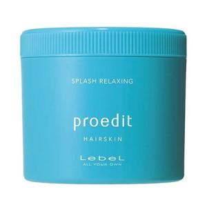 Lebel Proedit Hair Skin Splash Relaxing Крем освежающий для жирной кожи головы и сухих, окрашенных волос