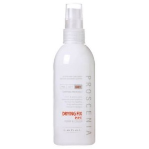 Lebel Proscenia Drying Fix P.P.T. Лосьон термальный для облегчения расчесывания волос