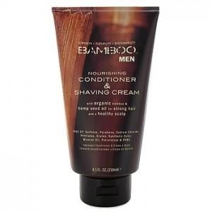 ALTERNA BAMBOO MEN Nourishing Conditioner & Shaving Cream Питательный кондиционер & крем для бритья