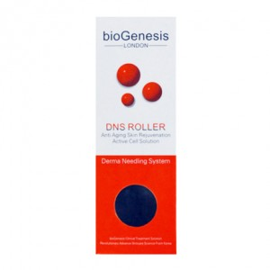 Biogenesis London DNS Roller 3.0 Дермароллер с титановыми иглами 3.0 мм для увеличения результата применения миноксидила