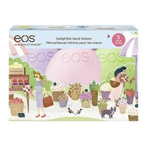EOS 3 Pack Spring Limited Edition 2017 Hand Lotion Весенний лимитированный набор из 3-х кремов для рук