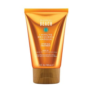 ALTERNA BAMBOO BEACH 1 Minute Recovery Masque After-Sun Treatment Восстанавливающая маска после солнца