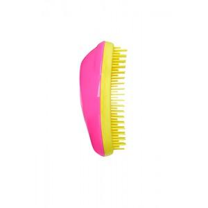 Tangle Teezer THE ORIGINAL Pink Rebel Профессиональная расческа Цвет: Розовый с Желтым