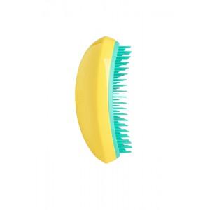 Tangle Teezer SALON ELITE Sunshine Dew Профессиональная расческа Цвет: Желтый с Бирюзовым