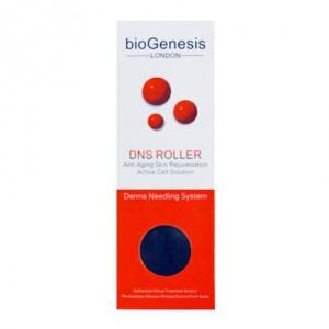 Biogenesis London DNS Roller 0.5 Дермароллер с титановыми иглами 0.5 мм для увеличения результата применения миноксидила