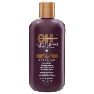 CHI Deep Brilliance Professional Neutralizing Shampoo Нейтрализующий шампунь для глубокого очищения