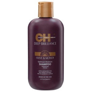 CHI Deep Brilliance Optimum Moisture Shampoo Увлажняющий шампунь