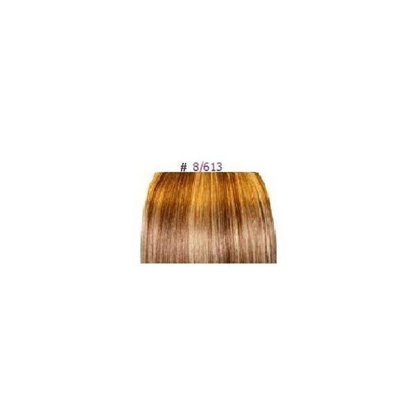 Купить хвост из натуральных волос на ленте в москве
