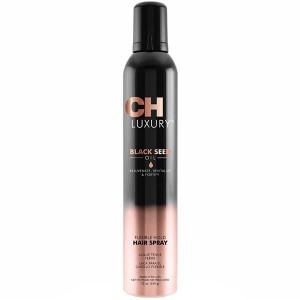 CHI Luxury Black Seed Oil Flexible Hold Hairspray Лак для волос подвижной фиксации