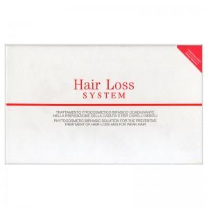 ORising Hair Loss System Treatment Двухфазная система для предупреждения выпадения волос и укрепления слабых волос в ампулах