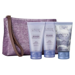 ALTERNA CAVIAR REPAIR RX Travel Kit Дорожный набор: Repair RX Shampoo+Conditioner+Protein Cream