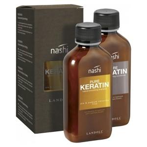 Nashi Pure Keratin Home Therapy Кератиновое лечение для домашнего использования