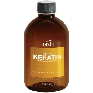 Nashi Pure Keratin Natural Smoothing Therapy