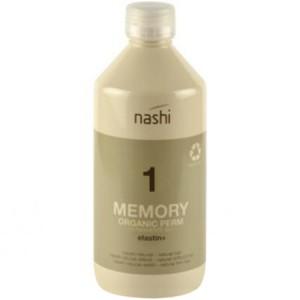 Nashi Memory Organic Perm Permanente Bio Elastin+ 1