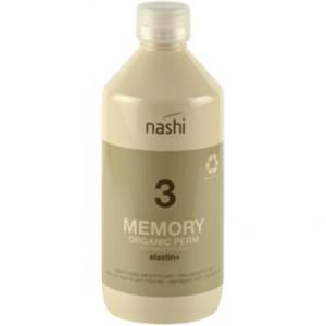 Nashi Memory Organic Perm Permanente Bio Elastin+ 3
