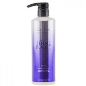 ALTERNA CAVIAR ANTI-AGING 3 Minute Shine Boost Домашняя альтернатива салонному глазурированию волос