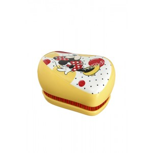 Tangle Teezer COMPACT Minnie Mouse Sunshine Yellow Компактная расческа Цвет: Минни Маус, желтый