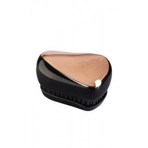 Tangle Teezer COMPACT Rose Gold Black Компактная расческа Цвет: Розовое золото, черный