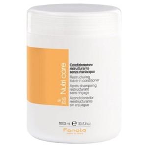 Fanola Nutri Care Restructuring Leave-In Conditioner Несмываемый реструктуризирующий кондиционер для сухих волос