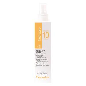 Fanola Nutri Care Restructuring Spray Mask 10 Actions Leave-In Несмываемая реструктуризирующая спрей-маска для сухих волос