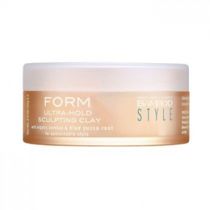 ALTERNA BAMBOO STYLE Form Ultra-Hold Sculpting Clay Глина для придания формы